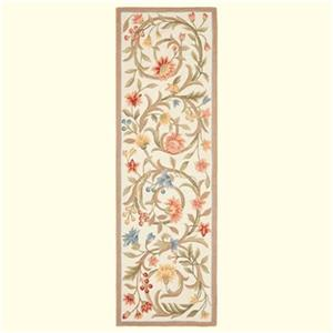 Safavieh Chelsea 30-in. Ivory/Multi Runner
