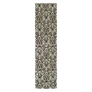 Safavieh Chelsea 30-in. Sage/Chocolate Runner