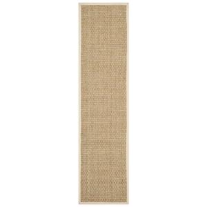 Safavieh Natural Fiber 30-in. Natural/Beige Runner