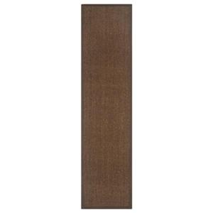 Safavieh Natural Fiber 30-in. Brown Runner