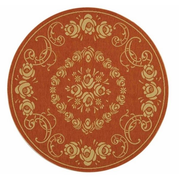Safavieh CY1893-3202 Courtyard Indoor/Outdoor Area Rug, Terr