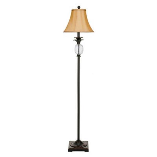 Safavieh 61-in Black Alyssa Floor Lamp