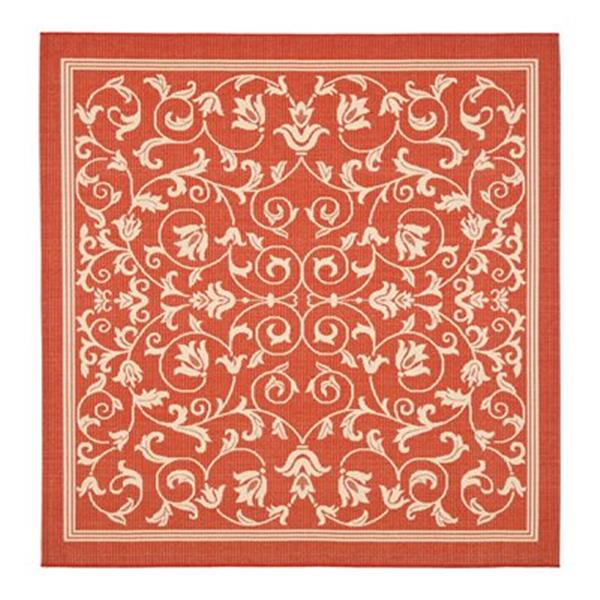 Safavieh Courtyard Indoor/Outdoor Area Rug,CY2098-3707-7SQ