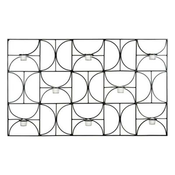 Safavieh Votive Black Wall Decor