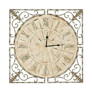 Safavieh Kathleen Off-White Indoor Wall Clock