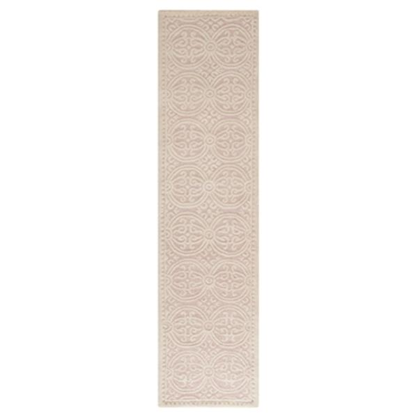 Safavieh Cambridge 30-in. Light Pink/Ivory Runner