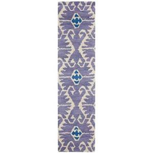 Safavieh The Wyndham 27-in. Lavender/Ivory Runner
