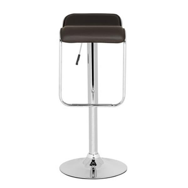 Safavieh Taronda 23.80-in Brown PVC Bar Stool