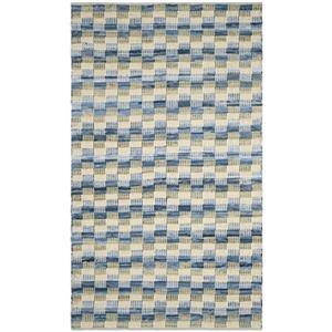 Safavieh Montauk Flat Weave Gold Multicolor Area Rug,MTK121B
