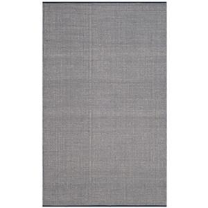 Safavieh Montauk Flat Weave Ivory and Navy Area Rug,MTK345B-