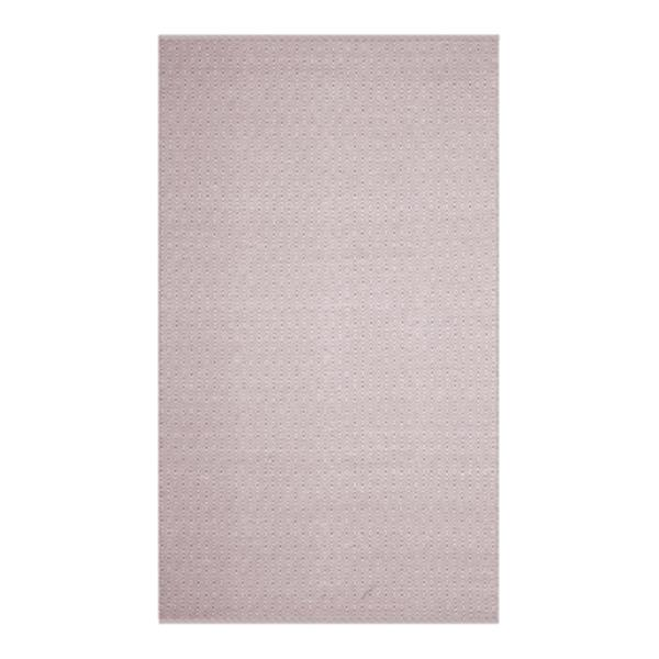Safavieh Montauk Flat Weave Ivory and Purple Area Rug,MTK515