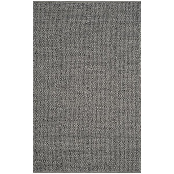 Safavieh Montauk Flat Weave Grey Multicolor Area Rug,MTK602G