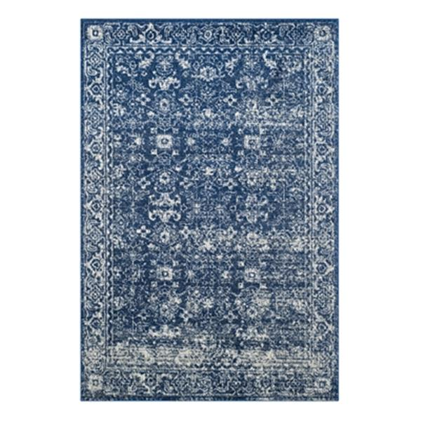 Safavieh Evoke Navy and Ivory Indoor Area Rug,EVK270A-217