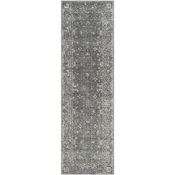 Safavieh Evoke Grey and Ivory Indoor Area Rug,EVK270S-219