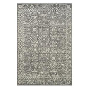 Safavieh Evoke Grey and Ivory Indoor Area Rug,EVK270S-5