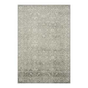 Safavieh Evoke Silver and Ivory Indoor Area Rug,EVK270Z-5
