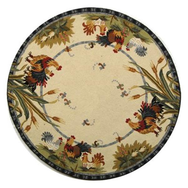 Safavieh Chelsea Multi-Colored Area Rug,HK56A-5R
