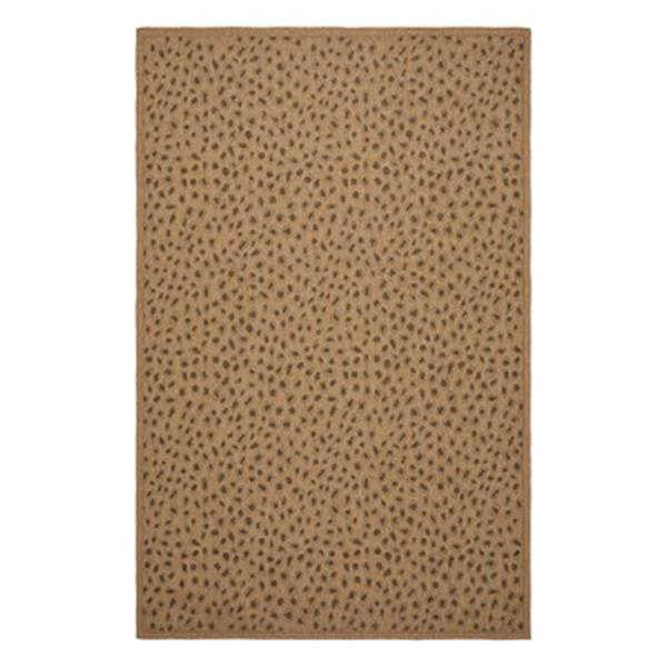 Safavieh CY6104-39 Courtyard Natural and Gold Area Rug,CY610