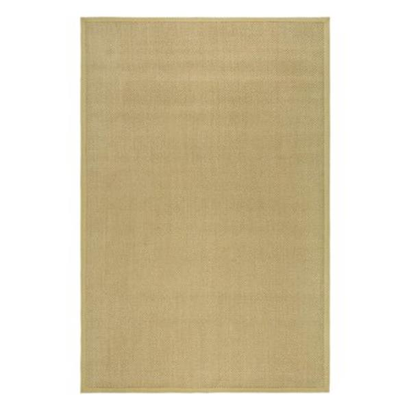 Safavieh Natural Fiber Maize and Wheat Area Rug,NF443A-6SQ