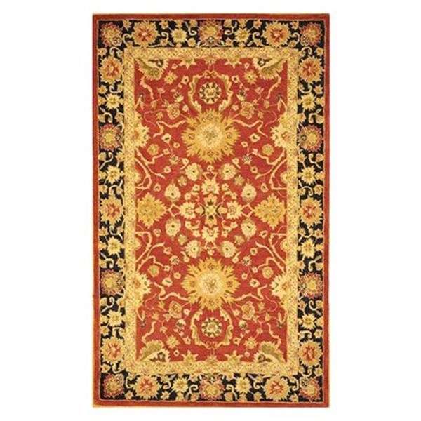 Safavieh AN517A Anatolia Area Rug, Red,AN517A-210