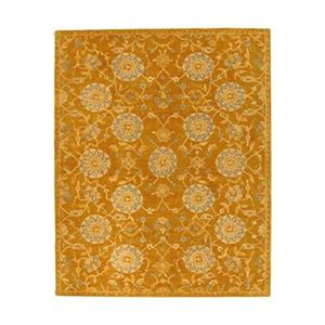 Safavieh Anatolia 27-in. Gold/Blue Runner