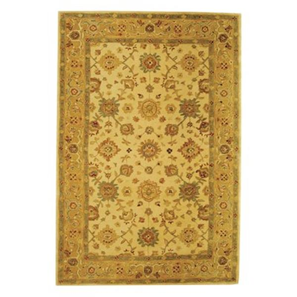 Safavieh Anatolia 27-in. Ivory/Gold Runner