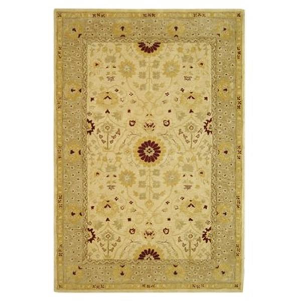 Safavieh Anatolia 27-in. Sand/Walnut Runner