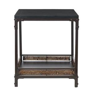 Safavieh Dinesh 25.2-in Black End Table