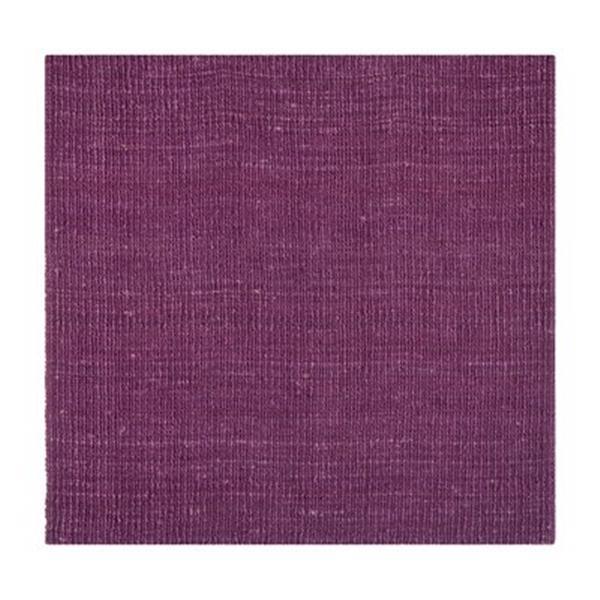 Safavieh Natural Fiber Purple Area Rug,NF447B-6SQ