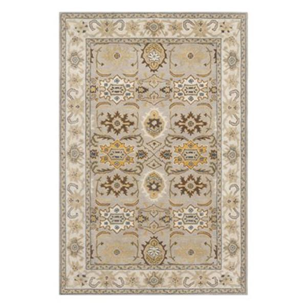Safavieh Heritage Light Grey and Grey Area Rug,HG734C-212