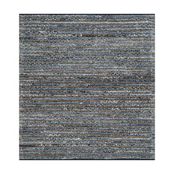 Safavieh Cape Cod Blue Area Rug,CAP365A-6SQ