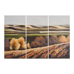 Safavieh 36-in x 54-in Harvest Dreams Triptych Wall Art
