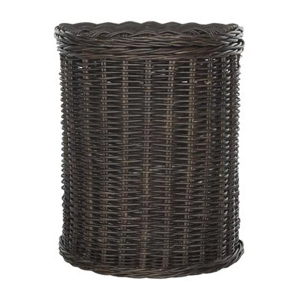 Safavieh Southeast Asia 24-in Brown Manzu Hamper