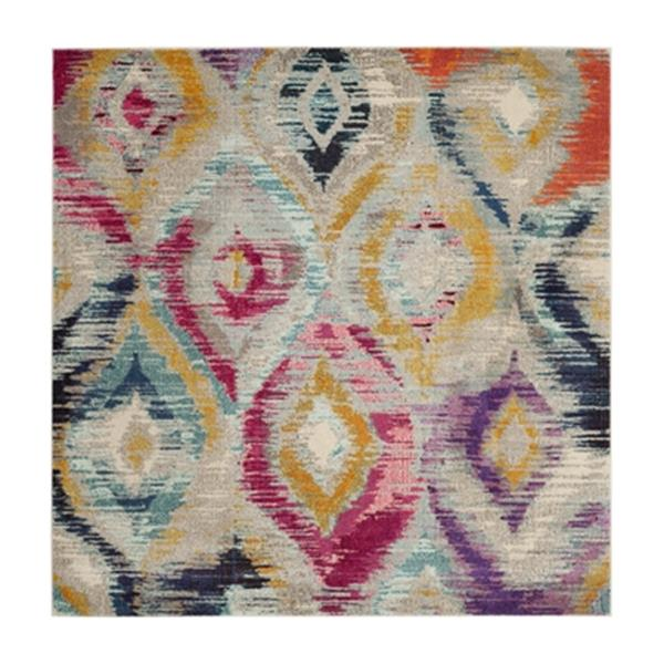 Safavieh Monaco Multicolor Area Rug,MNC242F-7SQ