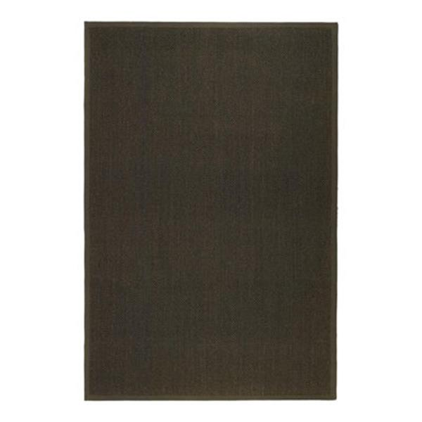 Safavieh NF443D Natural Fiber Area Rug, Brown/Brown,NF443D-5