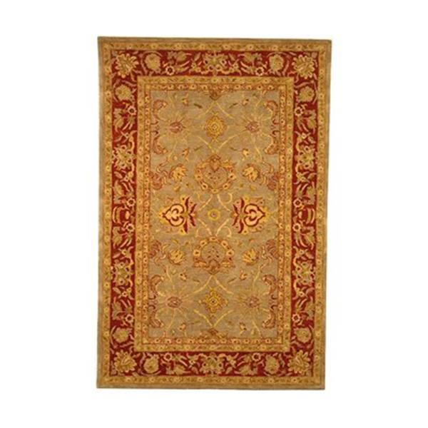 Safavieh AN529A Anatolia Area Rug, Grey,AN529A-4