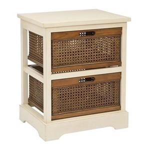Safavieh Jackson Off-White Storage Cabinet