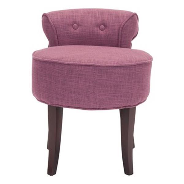 Safavieh MCR4546 Georgia Vanity Chair,MCR4546C