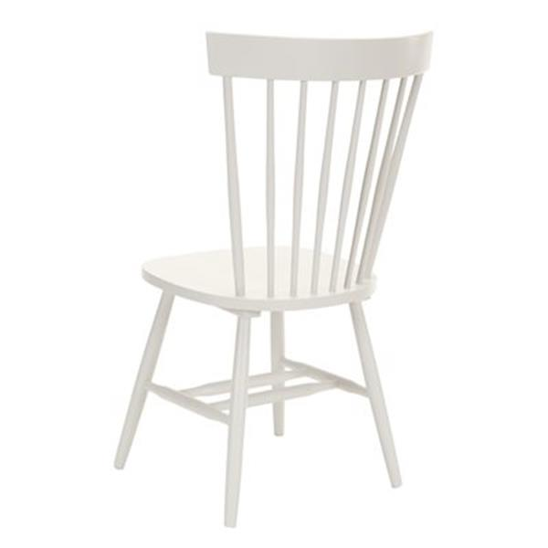 Safavieh Parker 36-in Grey Dining Chairs (Set of 2)