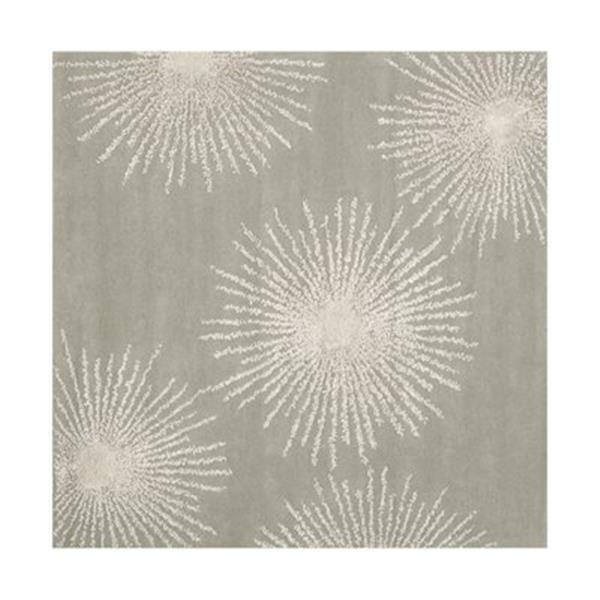 Safavieh Soho Grey and Ivory Area Rug,SOH712K-6SQ