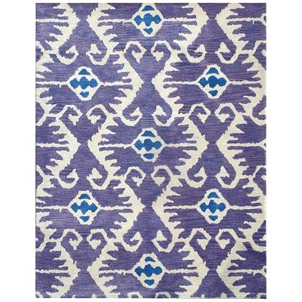 Safavieh Wyndham Lavender and Ivory Area Rug,WYD323A-4