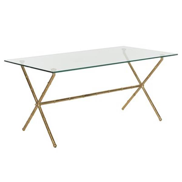Safavieh FOX2527 Brogen Accent Table,FOX2527B