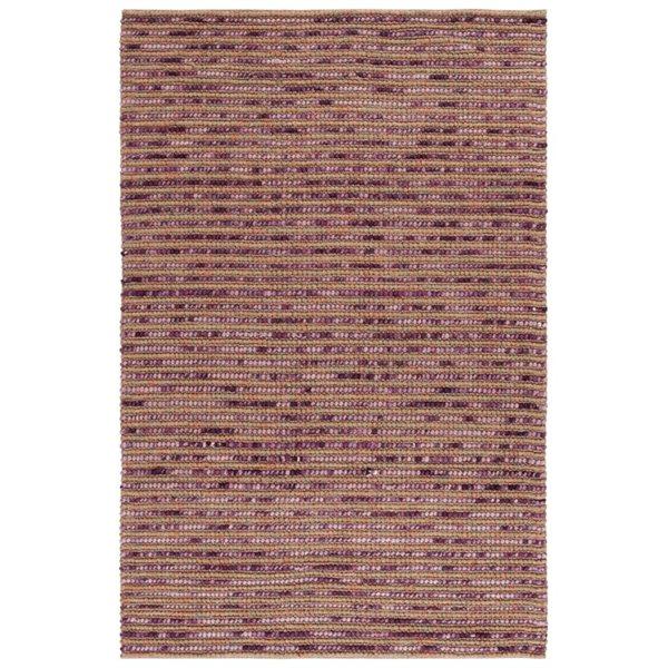 Safavieh Bohemian Purple and Multi-Colored Area Rug,BOH525E-
