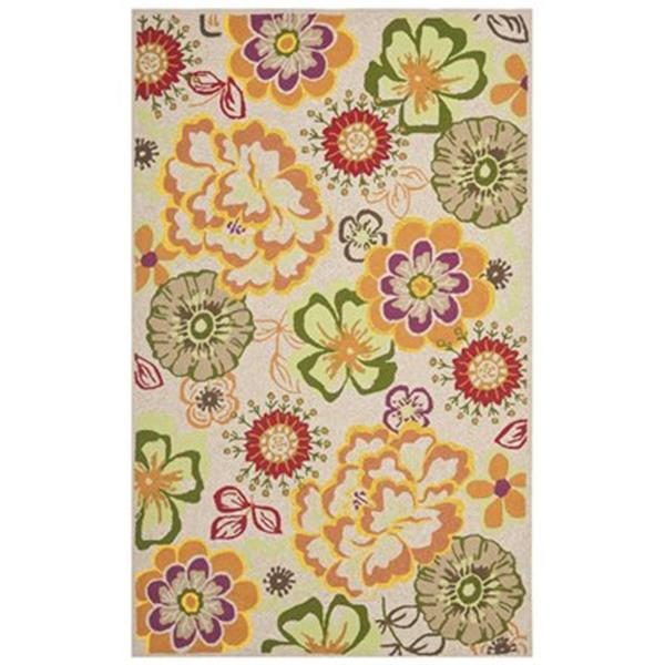 Safavieh Four Seasons 5 ft x 8 ft Cream Area Rug