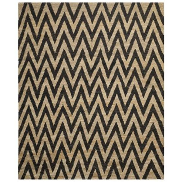 Safavieh Organica Black and Natural Area Rug,ORG515A-4