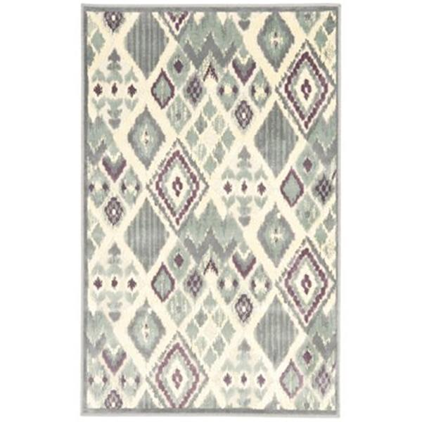 Safavieh Paradise Grey and Multi-Colored Area Rug,PAR114-740