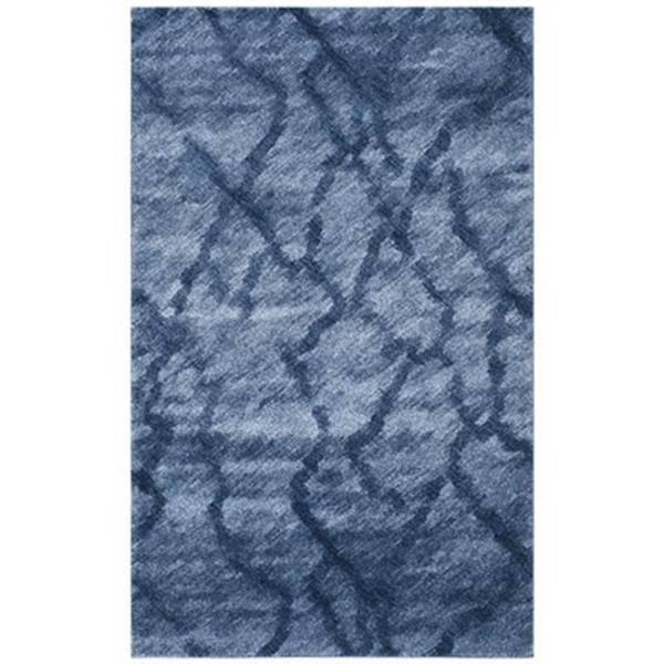 Safavieh RET2144-6570 Retro Area Rug, Blue / Dark Blue,RET21