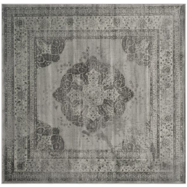 Safavieh Vintage Grey and Multi-Colored Area Rug,VTG158-770-