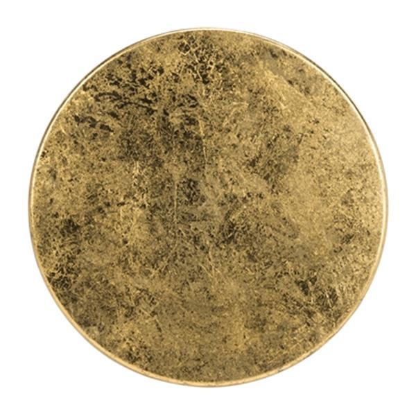 Safavieh Lorna 24-in Gold Leaf Barstool