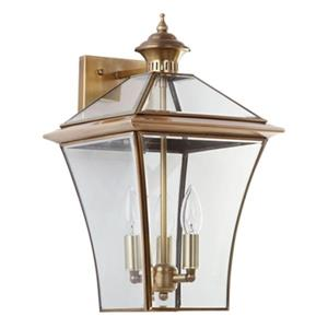 Safavieh Virginia 17.75-in Chrome Triple Light Sconce